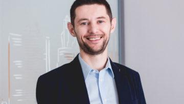 Bartosz Dąbrowski, prezes Techbud Kosztorysy dla propertydesign.pl (Propertynews.pl).