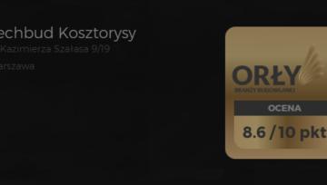 Techbud Kosztorysy Orłem Branży Budowlanej