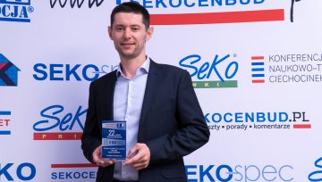 Techbud Kosztorysy once again on the podium! Looking back at the Gala of the 22nd Cost Estimate Bureau Ranking.